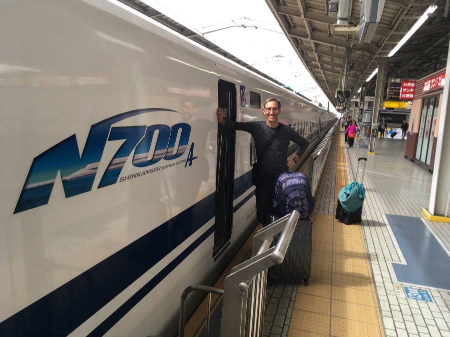 I'm turning Japanese…I really think so! Travelling adventures