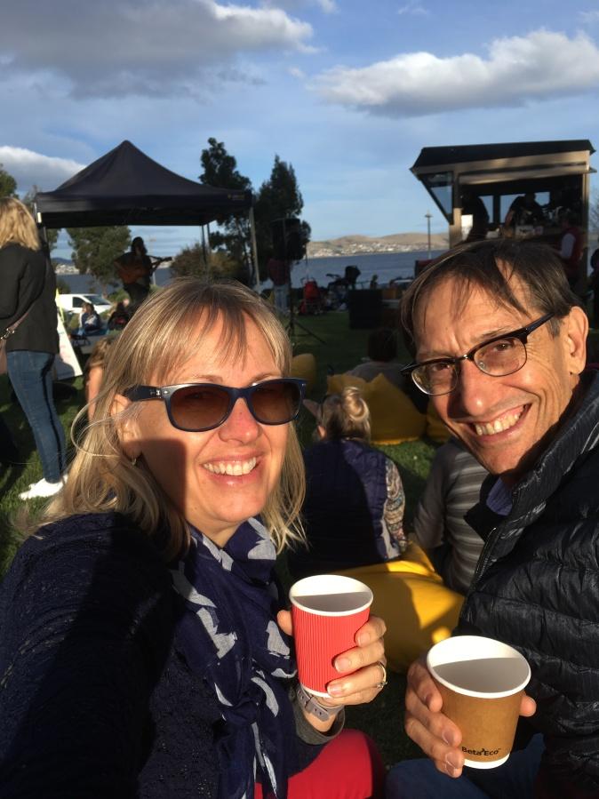 Ten Days Tasting Tasmania: HobartShines