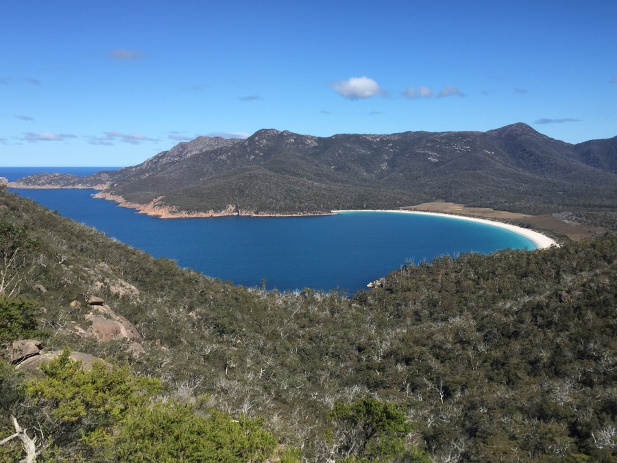 Ten Days Tasting Tasmania: Freycinet in a Day .